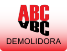 logotipo abc demolidora